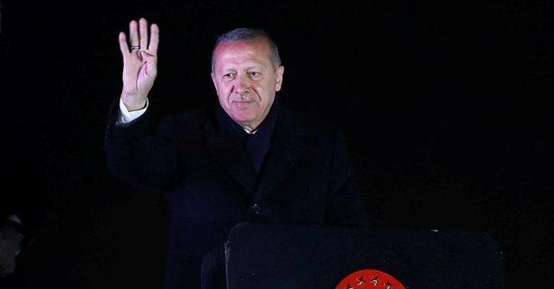 Başkan Erdoğan'dan İstanbul paylaşımı