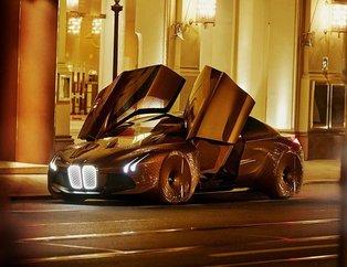BMWden geleceğin otomobili! İşte BMW Vision Next 100