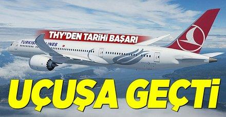 Türk Hava Yolları Ekim ayında yüzde 83,4 doluluk oranına ulaştı