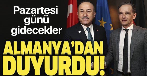 Çavuşoğlu tarih verdi: Türk heyeti Rusya'ya gidecek