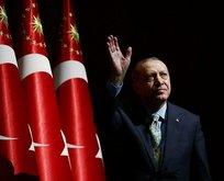 Başkan Erdoğandan yerel seçim toplantısı