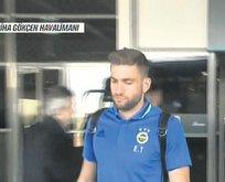 Korumalarla İstanbul'a geldiler