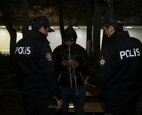 Ankarada Güven Huzur Operasyonu!