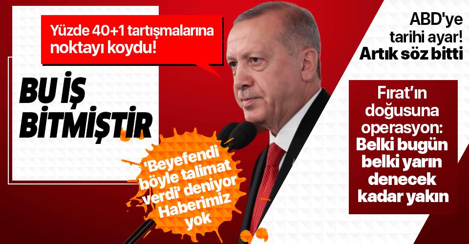 Son dakika: Başkan Erdoğan'dan AK Parti 29. İstişare ve Değerlendirme Toplantısı'nda önemli açıklamalar