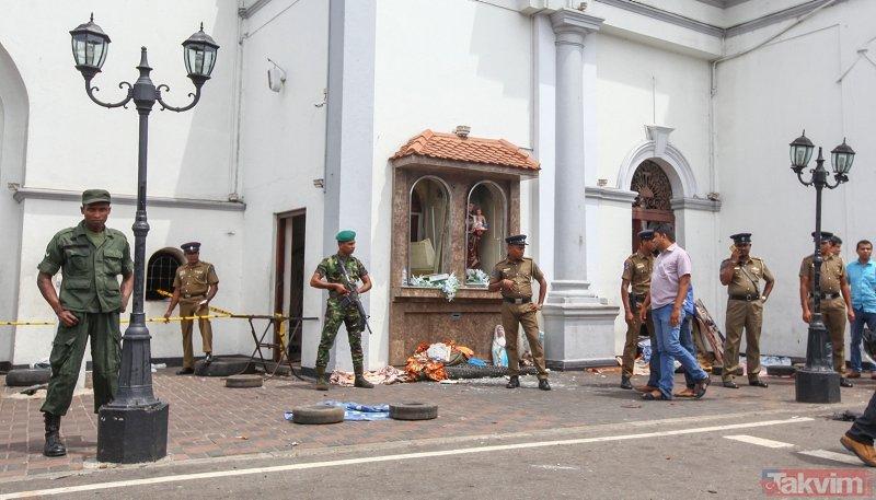 Son dakika... Sri Lanka'da peş peşe gerçekleşen patlamalarda yüzlerce ölü var