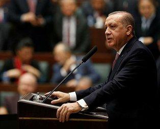Erdoğandan sert tepki: Bizi çöküşe götürür!