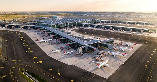 İstanbul Havalimanı'nda 65 yaş üstüne özel hizmet