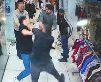 Esenyurt'ta bıçaklı tadilat kavgası