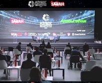 Futbolun kalbi Uluslararası Futbol Ekonomi Forumu'nda attı