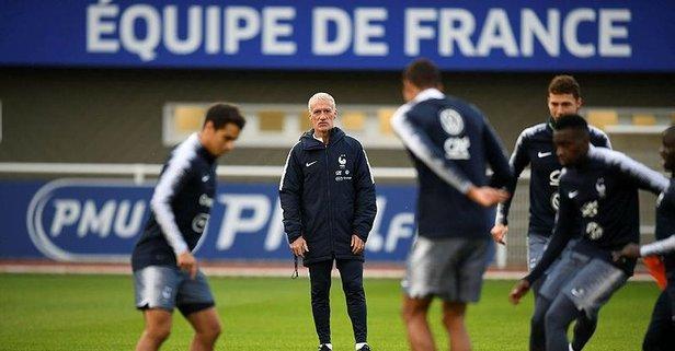 Lloris'ten sonra Fransa'ya ikinci şok!