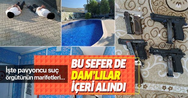Ankara'daki Dam operasyonu