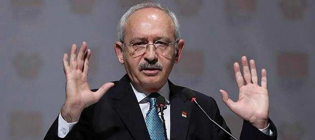 Kılıçdaroğlu hakkında Cumhurbaşkanına hakaretten soruşturma