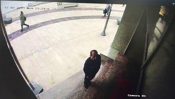 Ceren Özdemir'in katili cinayetten bir gün önce...