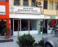 HDP binasına ateş açılmıştı! Azmettiren FETÖ'cü çıktı