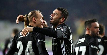 Beşiktaş gözünü zirveye dikti | Evkur Yeni Malatyaspor 1-2 Beşiktaş