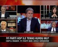 Yalçın sordu İP'li Sunat Yalan ve inkara başvurdu