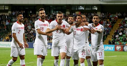 EURO 2020 H Grubu Türkiye puan durumu! 2019 Türkiye Arnavutluk maçı ne zaman?