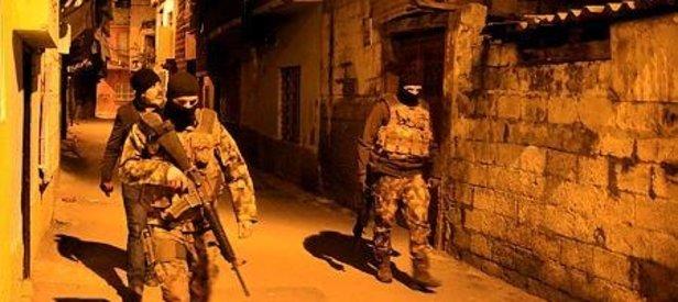 PKK'ya şafak baskını! Onlarca terörist...
