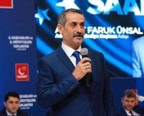 Saadet Partisi Adıyaman'da HDPKK ile el ele!