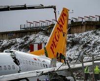 Bakan Turhan'dan uçak kazası açıklaması