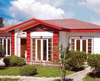 Prefabrik ev fiyatları kaç TL? 30 bin TL hibe para ödemesi...