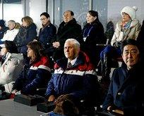 PyeongChang Kış Olimpiyatları'nda dikkat çeken görüntü
