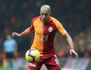 Feghouli hattrick yaptı sosyal medya çıldırdı! Diagne yattı Feghouli attı!