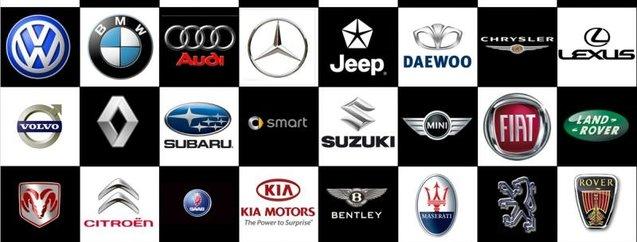 Otomobil markalarının amblemlerindeki gizli anlamlar