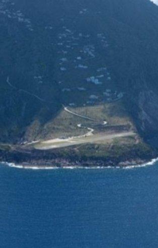 İşte dünyanın en tehlikeli havalimanı!