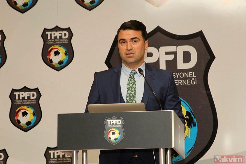 TPFD ek transfer dönemi için TFFye başvurdu