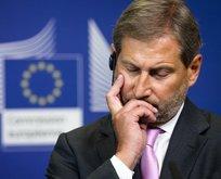 'Avrupa terörü neden destekliyor' sorusuna cevap vermedi