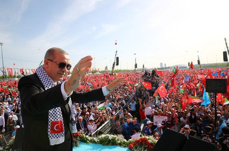 Cumhurbaşkanı Erdoğanın Kudüs için girişimleri dünya basınında