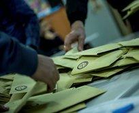 Yerel seçimlere katılacak partiler belli oldu