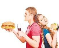 Hamburger-kola Alzheimer yolda