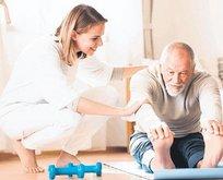Ailelere-hastalara 4'lü destek