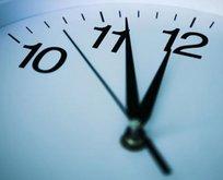 Saatler geri alınacak mı? Türkiye'de şu an saat kaç?