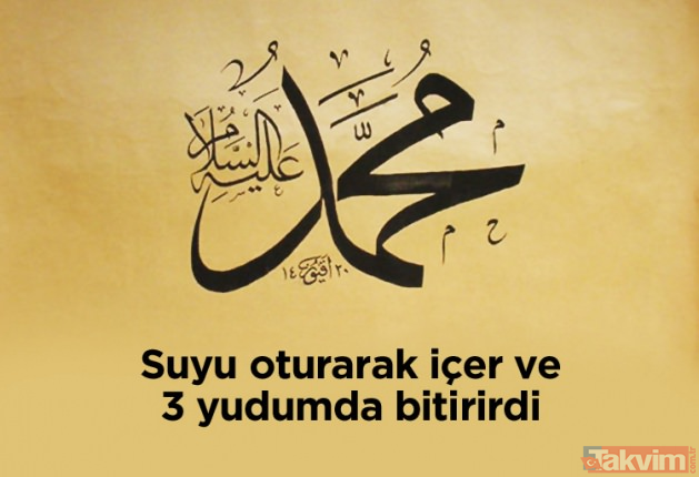 Peygamber Efendimiz Hz. Muhammed (SAV)'in unutulmuş sünnetleri