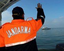 Van Gölü'nde göçmen kaçakçılarına göz açtırılmıyor