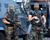 Ankara'da PKK operasyonu!