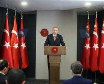 Başkan Erdoğan'dan darbe çığırtkanlarına sert tepki
