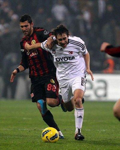 Beşiktaş-Eskişehirspor