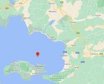 Ege'de korkutan deprem! İzmir'de de hissedildi