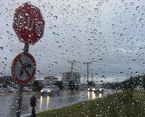 Meteorolojiden peş peşe şiddetli yağış uyarısı!