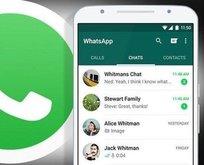 Flaş güncelleme: Whatsapp'a yeni özellik kullananları mest etti