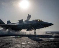 Pentagon'dan F-35 açıklamasI