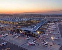 İstanbul Havalimanı'nda dev operasyon! Kilolarca...