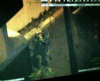 Polis helikopterine lazer tutan şüpheli yakalandı