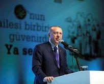 Başkan Erdoğan'dan Mevlid Kandili mesajı