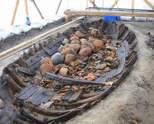 2004'de Yenikapı'da başlayan kazılarda ortaya çıkarılan limanın adı nedir?