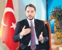 Bakan Albayrak'tan trilyon dolarlık buluşma